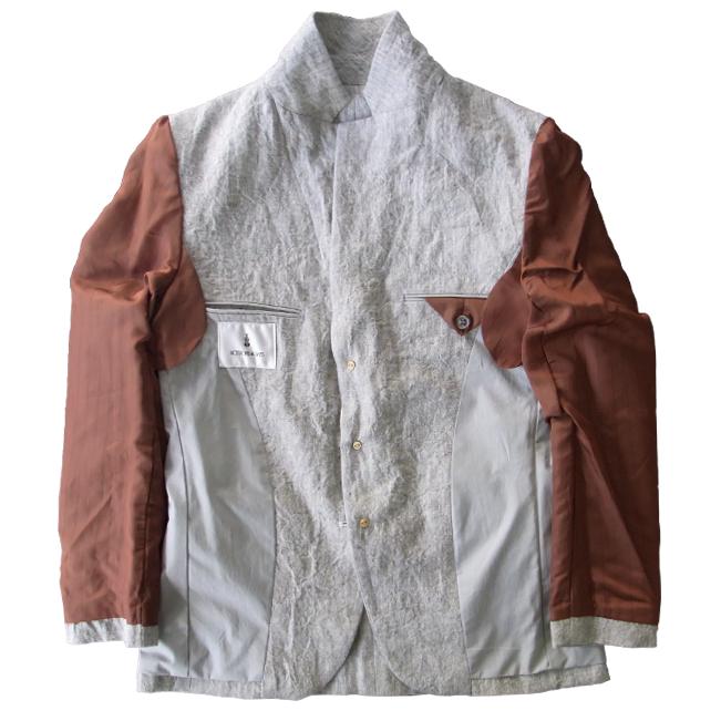 リネンキャンバス3Bジャケット
